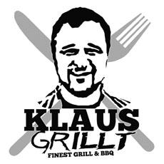 Klaus grillt Logo